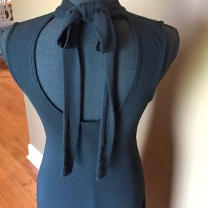 Simple but Elegant black dress